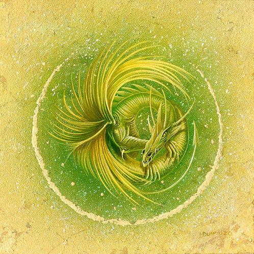 Golden Guardian -Small