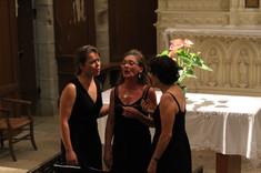 Concert à l'église de Faycelles (46)