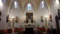 La jolie église