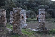A Funtana, à Pigna, en Corse