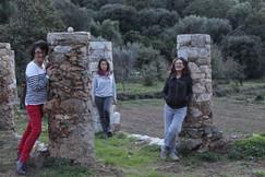 A Funtana à Pigna, en Corse