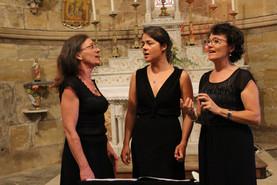 Concert à Fourmagnac (46)