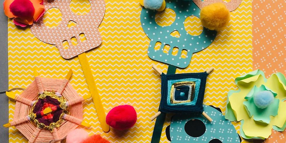 Atelier Décoration Halloween - 5/12ans