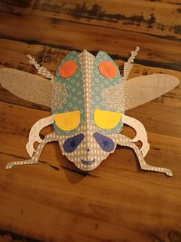 L'insecte imaginaire de Lina