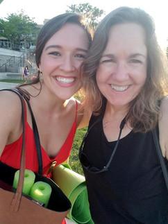 Up North Vocal Institute with voice teacher, Mary Jean Allen