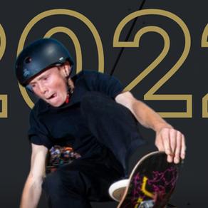 Skateboarder Kieran Woolley selected for Sport Australia Hall of Fame scholarship
