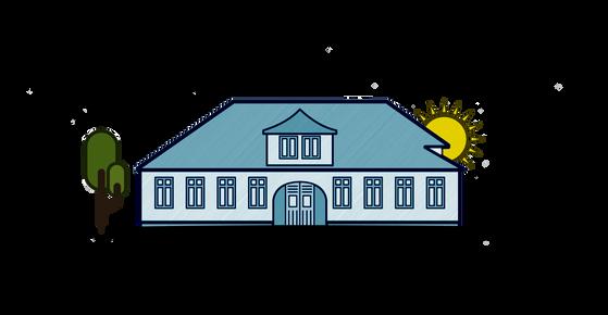 Kleine Grundschule auf dem Lande Ahlbeck Logo