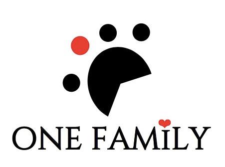 ONE FAMiLYのロゴデザイン2