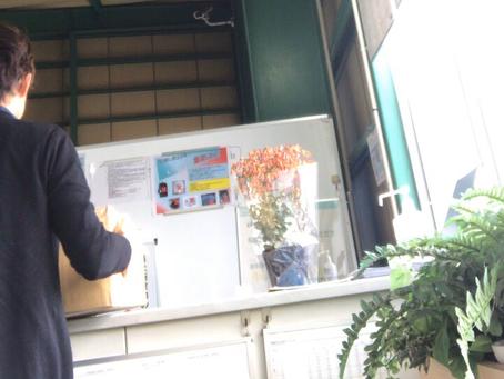 令和2年3月 千葉県へ寄付しました! 5歳の女の子へ