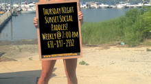 Thursday Evening Sunset Social Paddles