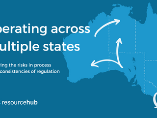The challenges of operating across multiple states
