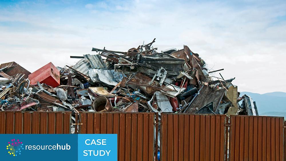 Waste facility fraud