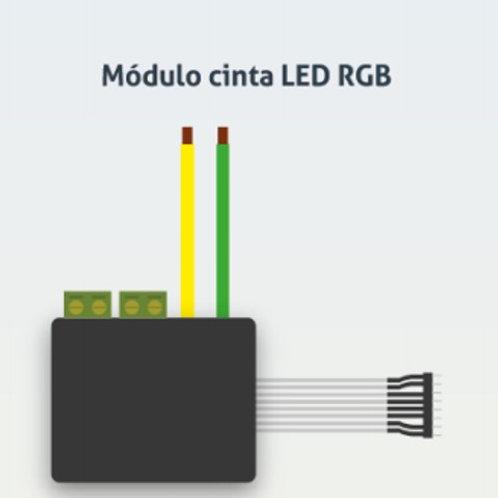 Módulo Control De Cinta Led Triple - RGB Max. 20M / Línea