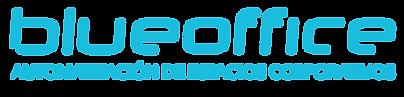 Imagen de marca BlueOffice, servicio de automatización de espacios de trabajo