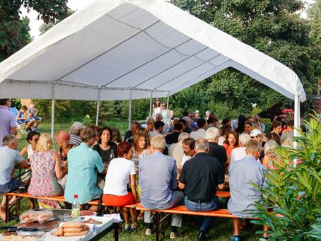 Impressionen vom Schönbergfest am 8. Juli 2017.