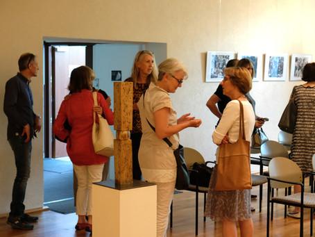 Ausstellung von Ulrike Brennscheidt