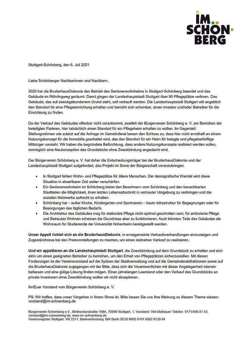 20210706 Flyer Bürgerverein Schönberg fordert Erhalt des Seniorenheims_1.jpg