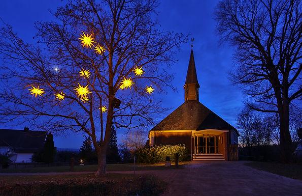 11/21: Adventsumtrunk unter den Sternen