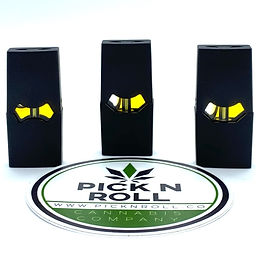 Pick N Roll Pods (THC Distillate with Terpenes)