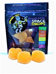 Spaced Out 150mg THC