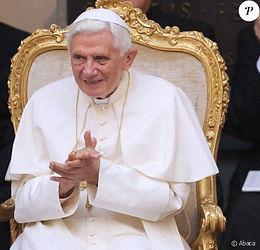 Pape émérite Benoit XVI