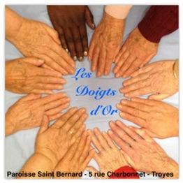 """Groupe paroissial """"Les doigts d'or"""""""