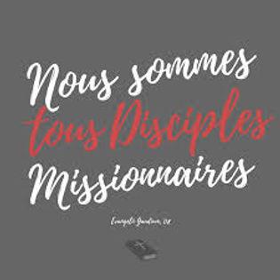Journée diocésaine 'Disciples-Missionnaires'