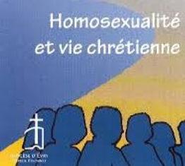 """Groupe """"Homosexualité et Vie Chrétienne"""""""