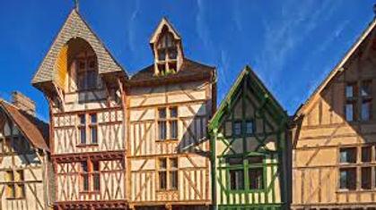 Travaux à prévoir - Centre ville de Troyes