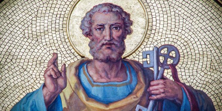 Saint Pierre, Disciple du Christ