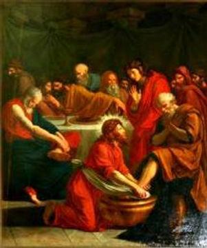 Jeudi Saint: Messe de la Cène