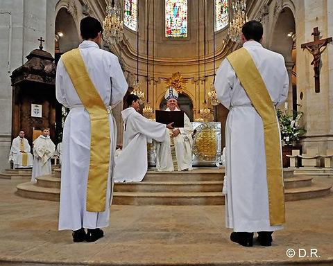 Ordination diaconale dans notre diocèse