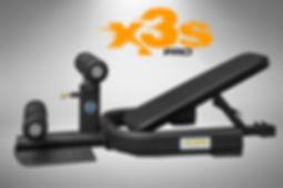 X3S Pro by Zak Lee