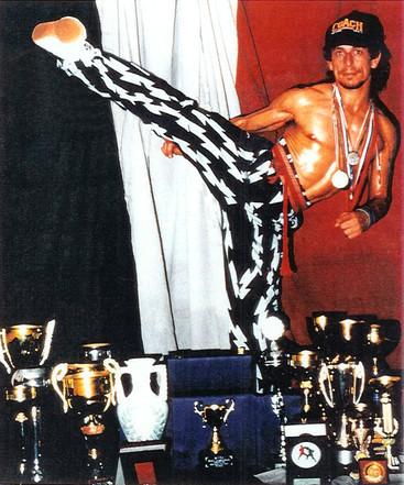 Zak Lee trophy
