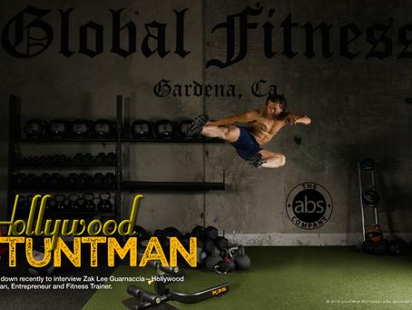 Hollywood Stuntman: An Interview with Stuntman Zak Lee Guarnaccia