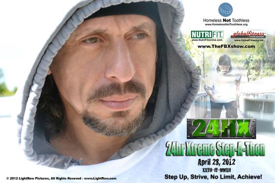 Former International Martial Arts Champion Zak Lee Guarnaccia's Extreme 24-Hour Challenge Raises