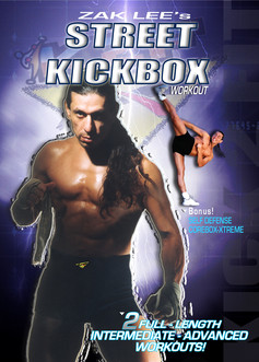 Zak's Street KickBox Workout cover