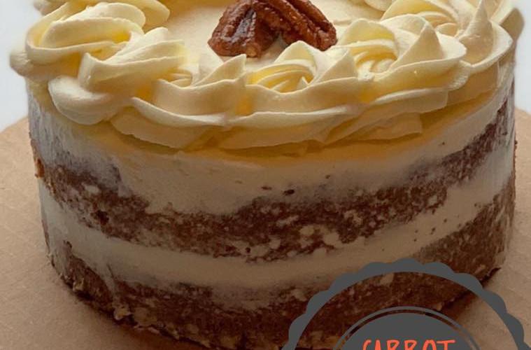 """Carrot Cake, 6"""""""