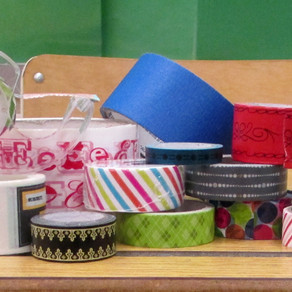 10 Ways to Washi in the Classroom