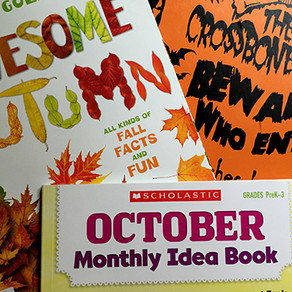 October Resources for Halloween and More