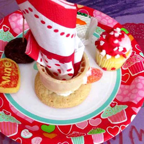 A Fancy Nancy Valentine, Part 2: A Fancy Party