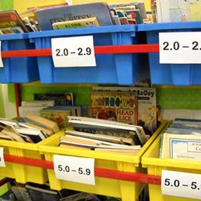 Leveling and Labeling Your Classroom Library