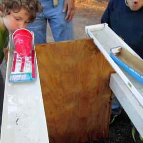 The Recycling Regatta: An Engineering Design Challenge
