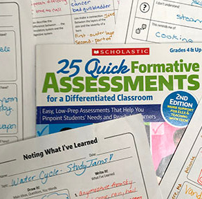Using Formative Assessments Across the Curriculum