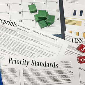 Plan With Priority Standards to Increase Student Achievement