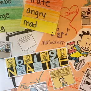 13 Big Ideas for Big Nate and Other Graphic Novels