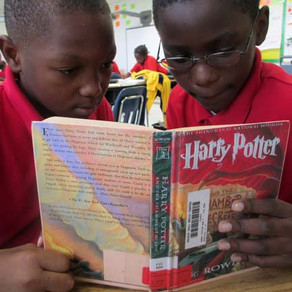 The Wizarding World of Harry Potter Book Clubs
