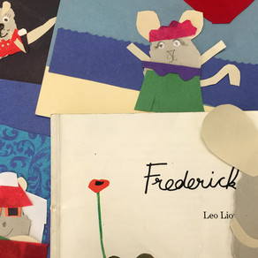 Frederick Freebies: Teaching Language and Poetry With Lionni