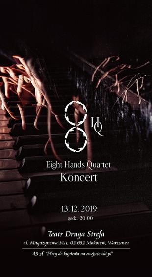 8 hand quartet Concert