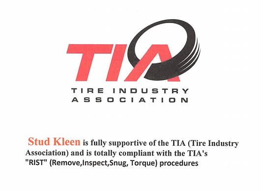 TIA approval stud kleen.png